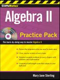 Algebra II Practice Pack [With CDROM]