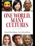 One World, Many Cultures Plus MyWritingLab -- Access Card Package (9th Edition)