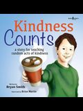 Kindness Counts: A Story Teaching Random Acts of Kindness