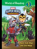 Marvel Super Hero Adventures: Meet Ant-Man and the Wasp