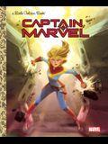Captain Marvel Little Golden Book (Marvel)
