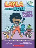 Happy Paws: A Branches Book (Layla and the Bots #1), 1