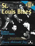 Jamey Aebersold Jazz -- St. Louis Blues, Vol 100: Traditional Dixieland Classics, Book & CD