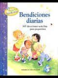 Bendiciones Diarias: Trescientos Sesenta y Cinco Devocionales Sencillos Para los Mas Pequenos = Daily Blessings (Pequenas Bendiciones) (Spanish Edition)