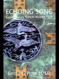 Echoing Song: Contemporary Korean Women Poets
