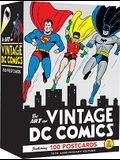 The Art of Vintage DC Comics