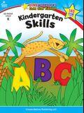 Kindergarten Skills: Gold Star Edition (Home Workbooks)