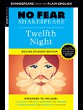 Twelfth Night: No Fear Shakespeare Deluxe Student Edition, 10