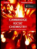 Cambridge Igcse(r) Chemistry: Teacher Pack