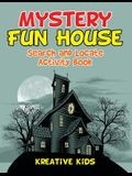 Mystery Fun House Search and Locate Activity Book