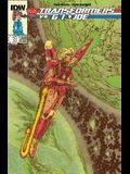 Transformers Vs G.I. Joe, Volume 3