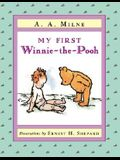My First Winnie-The-Pooh