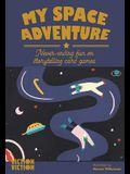 My Space Adventure: Never-Ending Fun with Storytelling