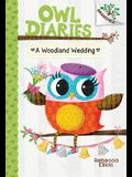 A Woodland Wedding (Owl Diaries #3) (Library Edition), 3
