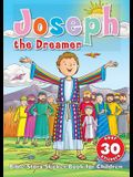 Joseph the Dreamer Sticker Book: Bible Story Sticker Book for Children