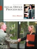 Legal Office Procedures [With CDROM]