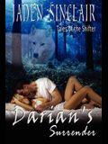 Darian's Surrender