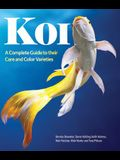 Koi: A Complete Guide to Their Care and Color Varieties