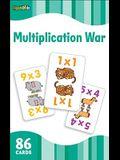 Multiplication War Flash Cards