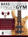 Bass Technique Finger Gym