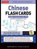 Chinese Flash Cards, Volume 3: Characters 623-1070 HSK Upper Intermediate Level [With Organizing Ring and CD (Audio) and Booklet]