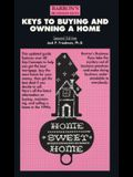 Keys to Buying and Owning a Home