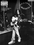Neil Young: Deluxe Guitar Play-Along Volume 21