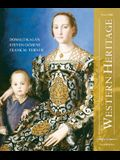 The Western Heritage: Since 1300 (9th Edition)