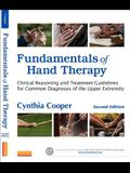 Fundamentals of Hand Therapy: Clinical Reasoning and Treatment Guidelines for Common Diagnoses of the Upper Extremity, 2e