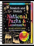 Scratch & Sketch National Parks
