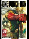 One-Punch Man, Vol. 1, Volume 1