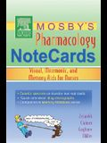 Mosby's Pharmacology Memory NoteCards: Visual, Mnemonic, and Memory Aids for Nurses, 1e