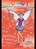 Sports Fairies #4: Brittany the Basketball Fairy: A Rainbow Magic Book