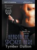 Heartache Spoken Here [Suncoast Society] (Siren Publishing Sensations Manlove)