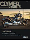 Honda Vt1300 Series 2010-2019: Maintenance - Troubleshooting - Repair