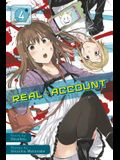Real Account, Volume 4