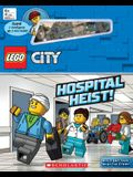 Lego City: Hospital Heist! [With Two Lego Minifigures and Two Lego Mini Builds]