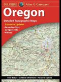 Delorme Oregon Atlas & Gazetteer