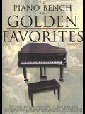 Piano Bench Of Golden Favorites (Piano Collections)