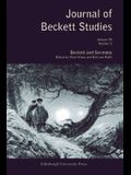 Journal of Beckett Studies, Volume 19: Beckett and Germany, Number 2