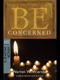 Be Concerned: Making a Difference in Your Lifetime: OT Commentary: Minor Prophets