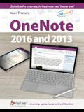 Onenote 2016 and 2013