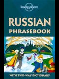 Lonely Planet Russian Phrasebook: With Two-Way Dictionary