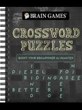 Brain Games - Crossword Puzzles (Chalkboard #2), 2: Boost Your Brainpower in Minutes