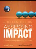 Assessing Impact: Evaluating Professional Learning