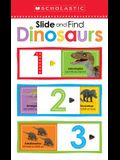 Dinosaurs 123: Scholastic Early Learners (Slide and Find)