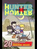 Hunter X Hunter, Volume 20