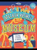 Sticker World: Museum