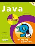 Java in Easy Steps: Covers Java 9