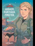 Captain Marvel: Higher, Further, Faster